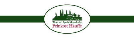 Logo Feinkost Hauffe