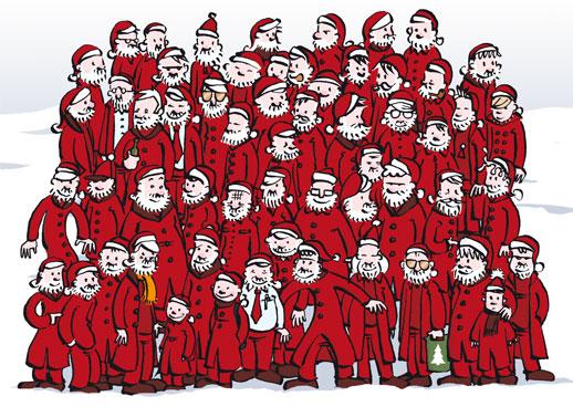 Weihnachtskarten Comic.Weihnachtskarten Sascha Jaeck Seite 2