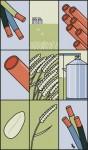 Illustration Frankfurter Rundschau Rohstoffanlagen