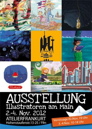 Ausstellung Illustratoren am Main