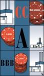 Illustration Frankfurter Rundschau Unternehmensanleihen
