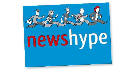 Postkarte newshype
